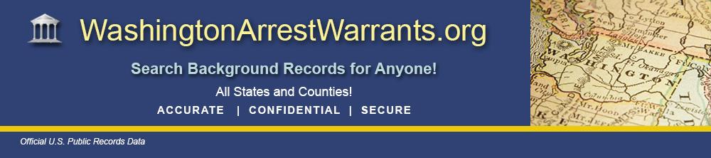 WashingtonArrestWarrants org | Washington Warrants